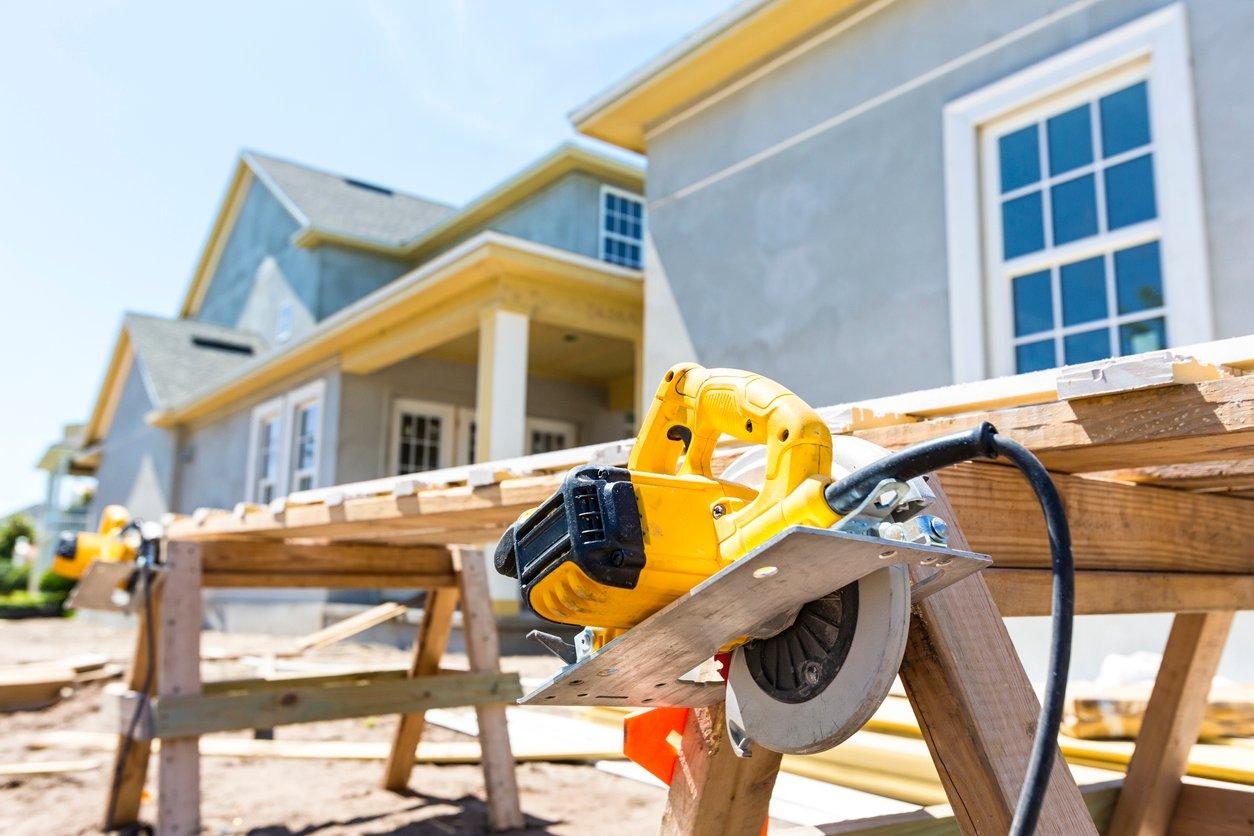 Home construction timeline