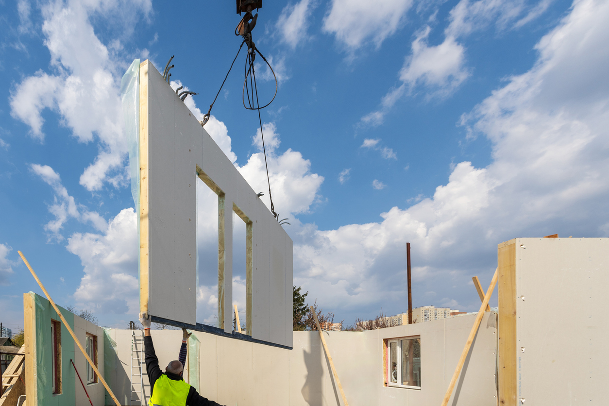 4 Benefits of Panelized Construction Homes