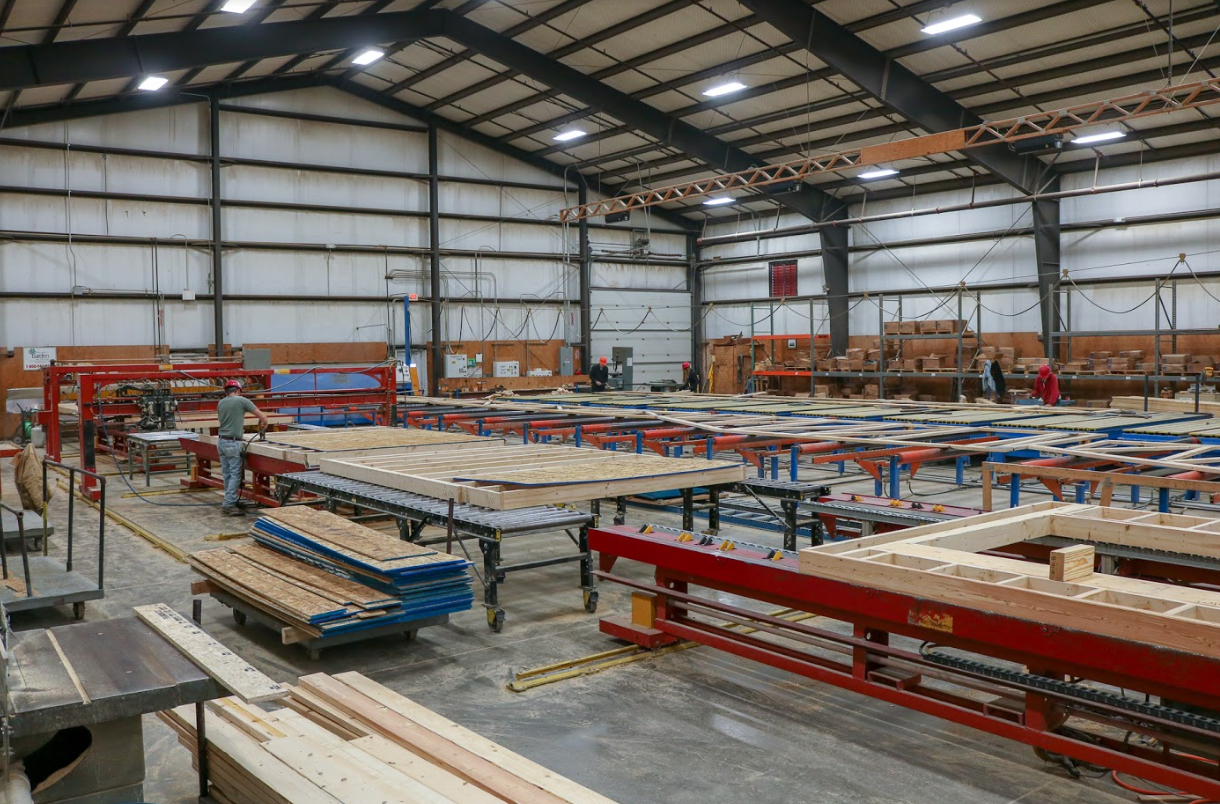 Behind the Scenes of Panelized Construction