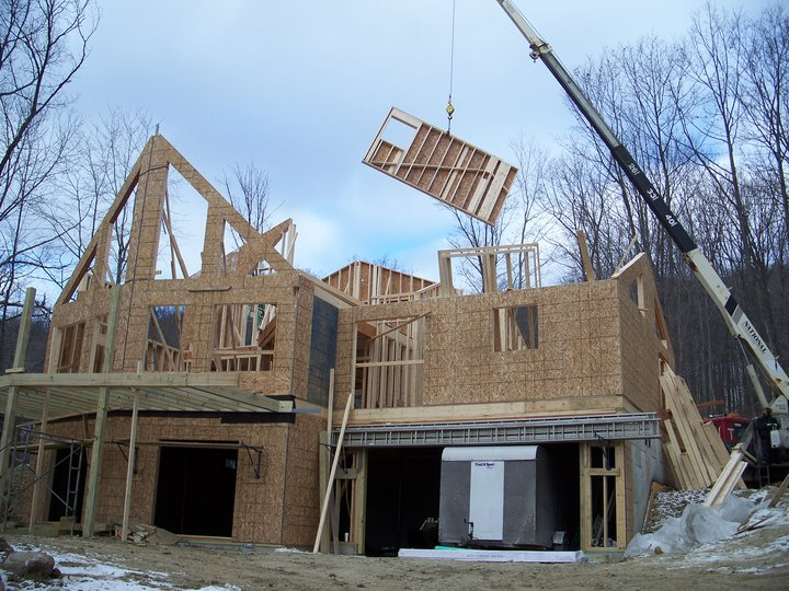 The 6 Steps to Custom Home Building With Panelized Construction